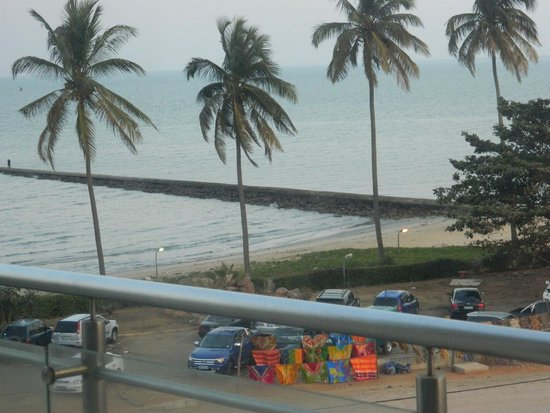 Radisson Blu Hotel & Residence, Maputo: View from the room