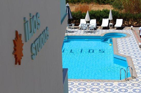 Ilios Studios: Balcony