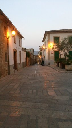 Alcudia Old Town : Улочки