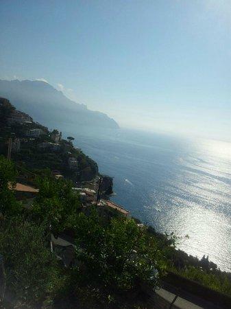 B&B  L'Antico Borgo dei Limoni: panorama