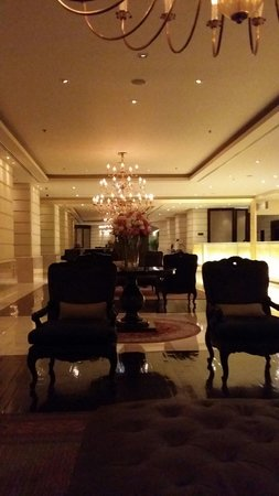 lebua at State Tower: Ingresso hotel