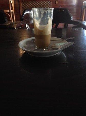 News Cafe: morning coffee