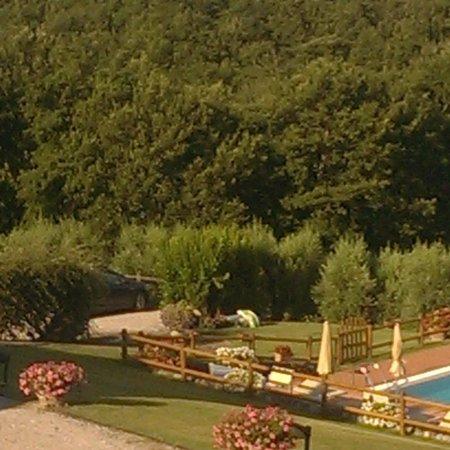 Az. Agr. La Ripa: the villa