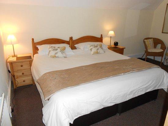 Glengarry House: Double room