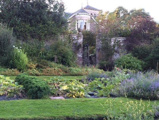 Loch Ness Country House Hotel at Dunain Park: From the vegetable and herb garden.