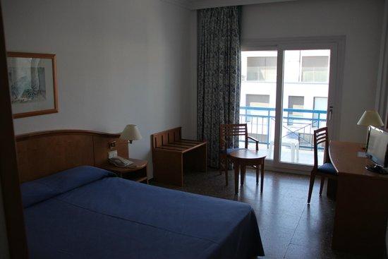 Hotel Ramblamar: chambre