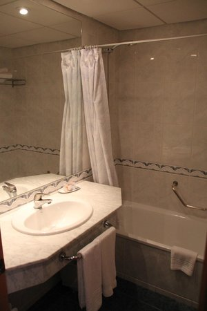 Hotel Ramblamar: salle de bain