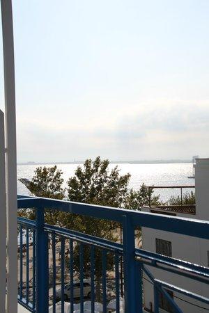 Hotel Ramblamar : vue