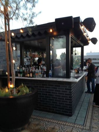 Perch : bar at the roof top