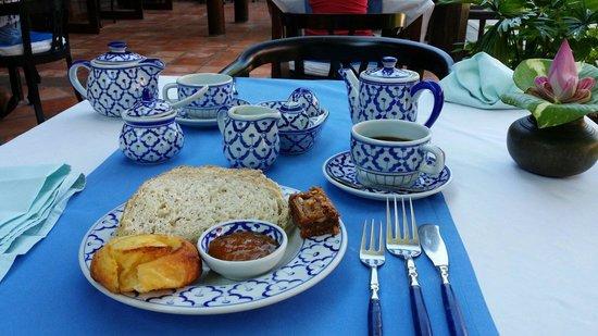 Angkor Village Resort : Colazione