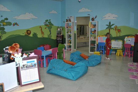 Doubletree by Hilton Ras Al Khaimah: Детский клуб