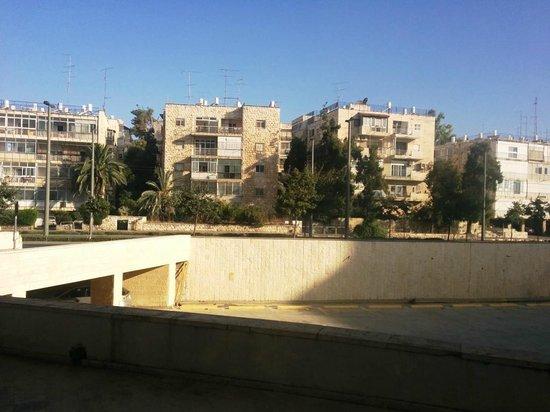 Ramada Jerusalem: Уютная ванная