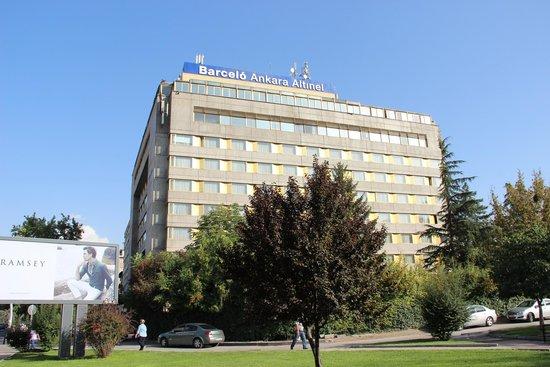 Hotel Ankara Altinel : Barcelo