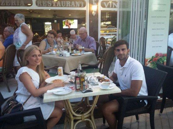 Restaurante Vinicius: Vinicius