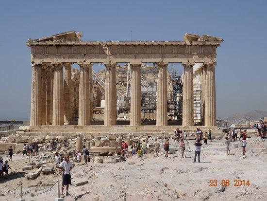 Hotel King Saron : acropole athenes