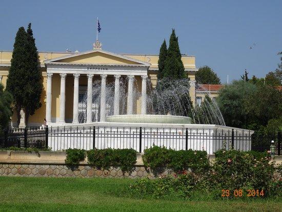 Hotel King Saron : athenes
