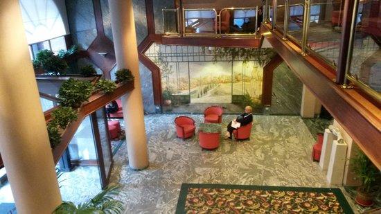 Bedford Hotel & Congress Centre: la splendida hall