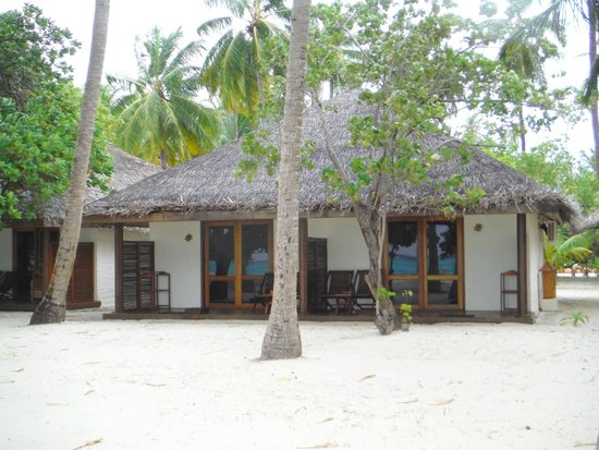 Alimatha Aquatic Resort: il nostro bungalow