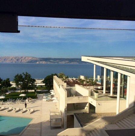 Novi Spa Hotel & Resort: View-Novi Spa Hotels&Resort