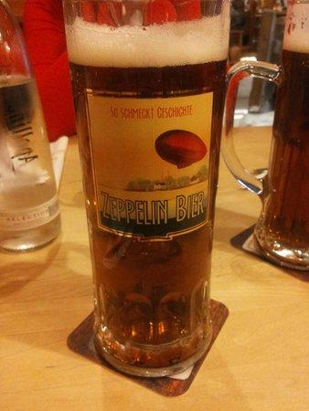 """Lukullum : La birra """"Zeppelin"""""""