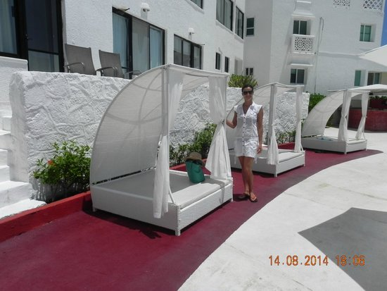 Bel Air Collection Resort & Spa Cancun: bordo vasca