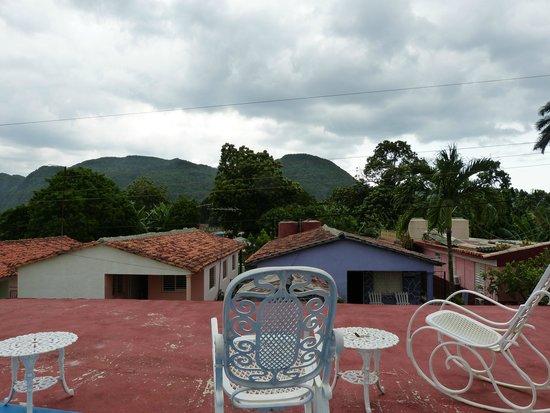 Casa Maria Luisa Alonso: Vue du toit