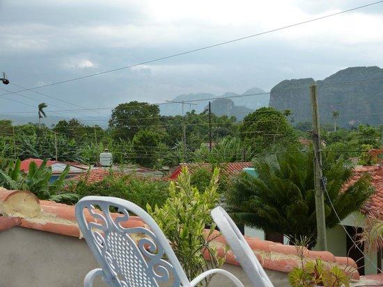 Casa Maria Luisa Alonso: Le toit