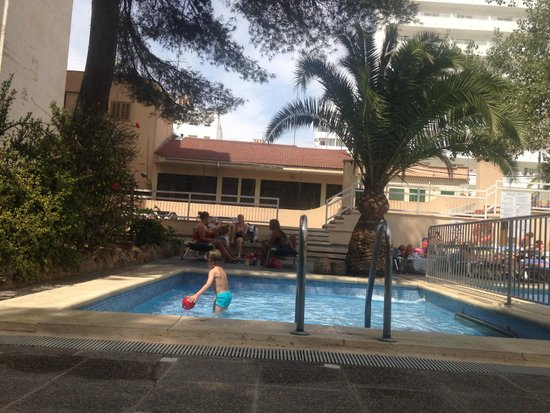 Hotel Pinero Tal: Patogeoire