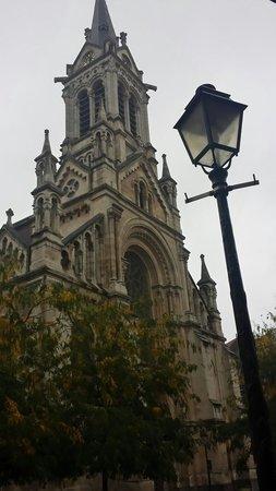 Saint-Gilles, Belgium: Église du Parvis de Saint Gilles
