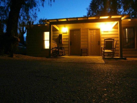 Furnace Creek Inn and Ranch Resort : furnace creek