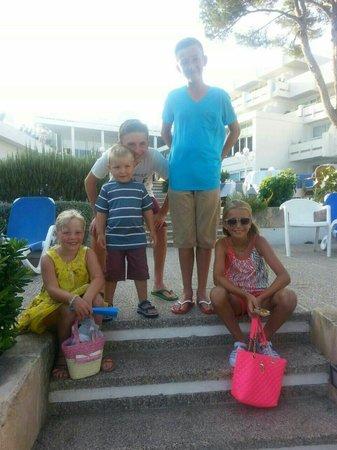 Apartotel Ponent Mar: Happy times at ponent mar X