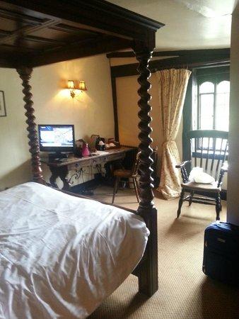 The Crown Inn: lovely room
