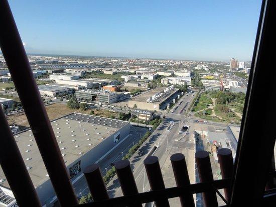 Hotel Porta Fira: View