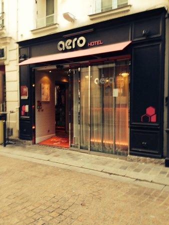 Aero Hotel: Aereo Hotel
