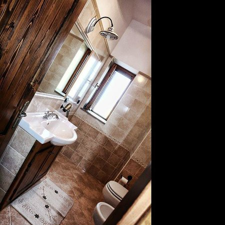 Residence Il Tempone: bagno bilocale