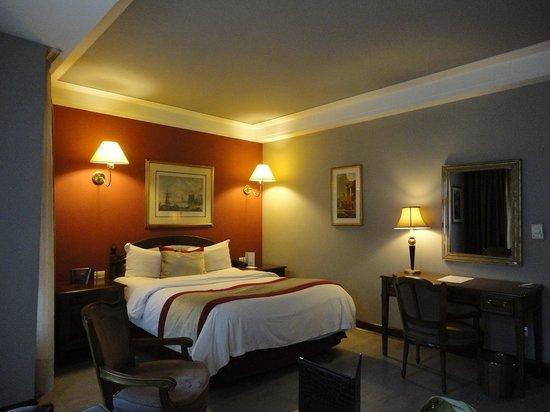 Hotel les Saisons : 部屋
