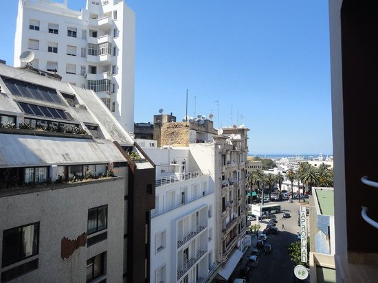 Hotel les Saisons: 眺め