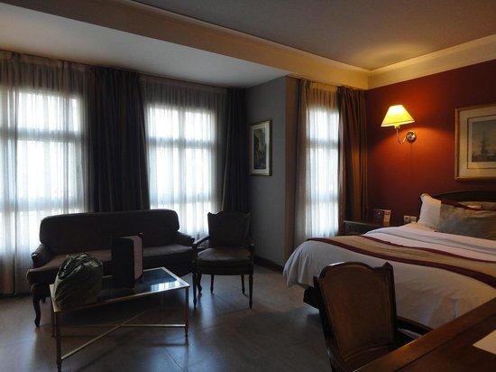 Hotel les Saisons: 部屋