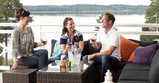Sastaholm Hotell & Konferens: Solsidan