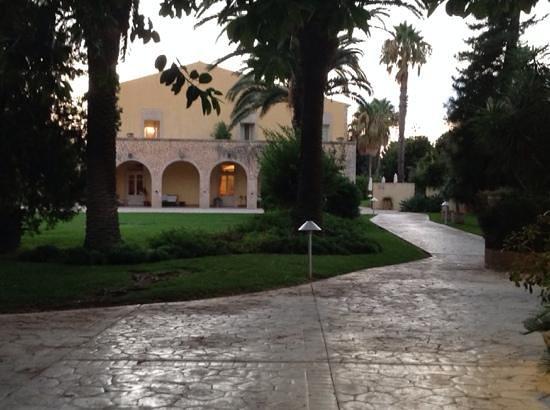 Hotel Caiammari : Entrata Principale