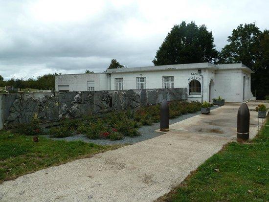 Necropole Nationale Francaise de Notre-Dame de Lorette: Musée de Notre Dame de Lorette