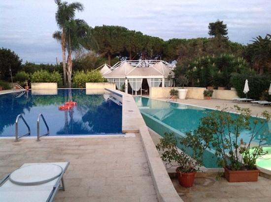 Hotel Caiammari: Piscine