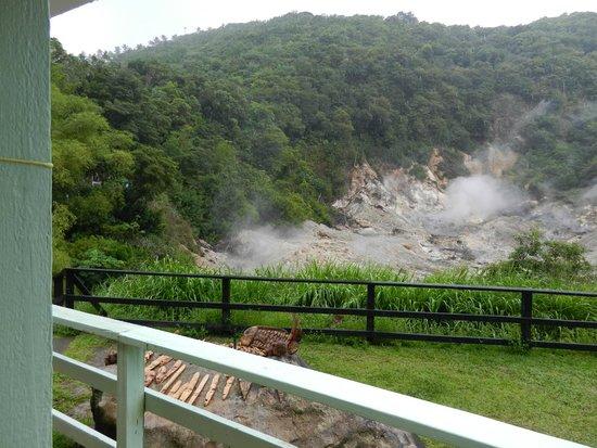Sulphur Springs: View of Sulfur Springs