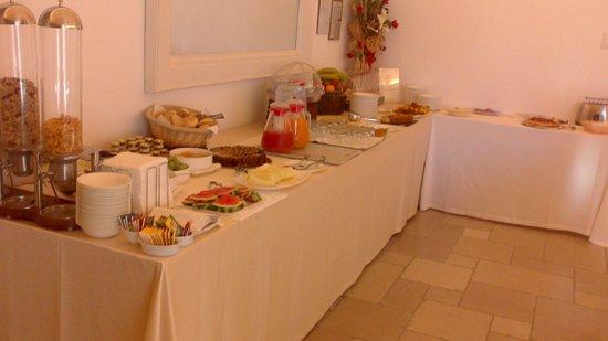Hotel San Giuseppe : Colazione dolce e salato