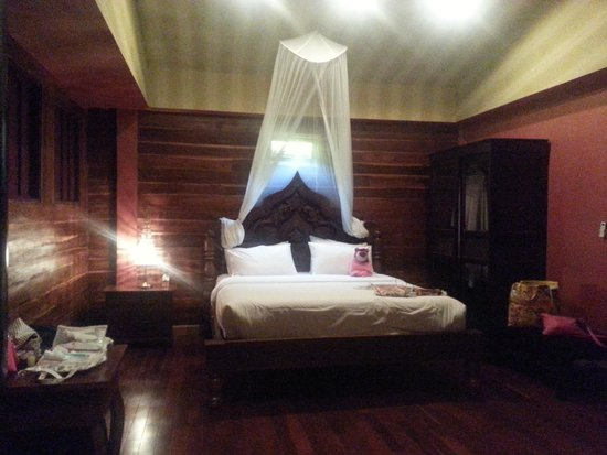 Seven Senses Guest House : bedroom