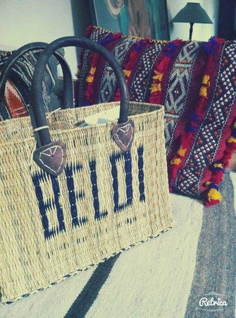 Hotel By Beldi: accueil dans la chambre