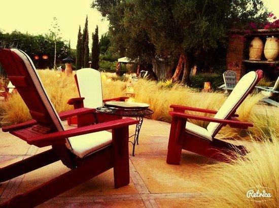 Hotel By Beldi: jardin
