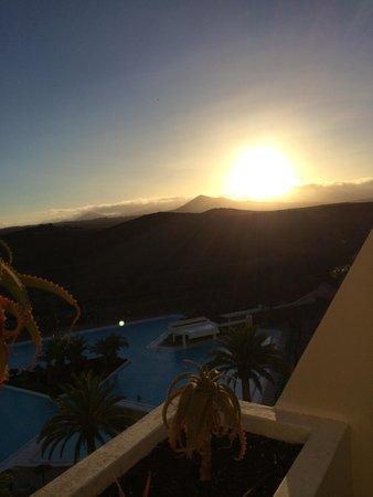 Hotel Beatriz Costa & Spa: From balcony