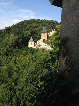 Praha Bike -  Bicycle Tours & Rentals : Karlstejn Castle