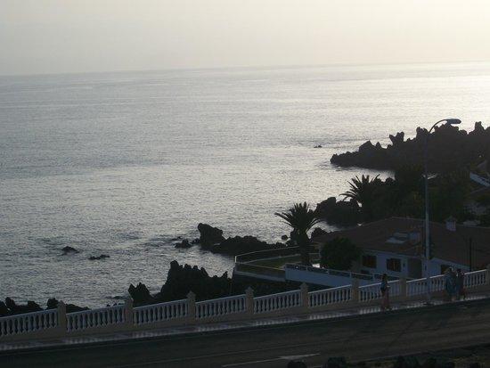 Bahia Flamingo: Por la mañana